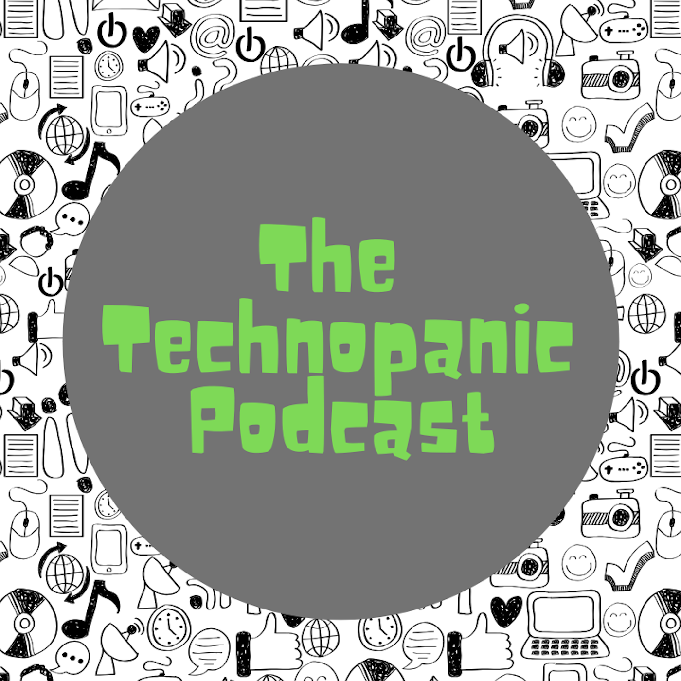 Technopanic Podcast: Living & learning in an age of screentime